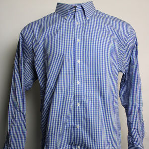 Nordstrom 17 1/2 35 Long Sleeve Button Up Shirt